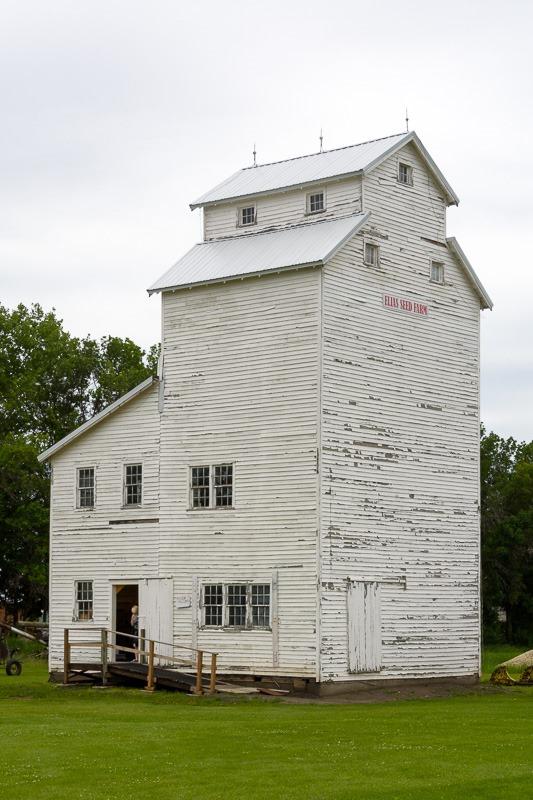 Elias Seed Farm
