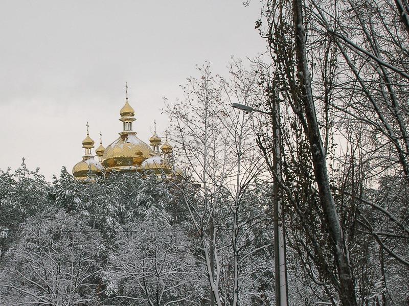 Pecherskaya Lavra, Kiev, Ukraine