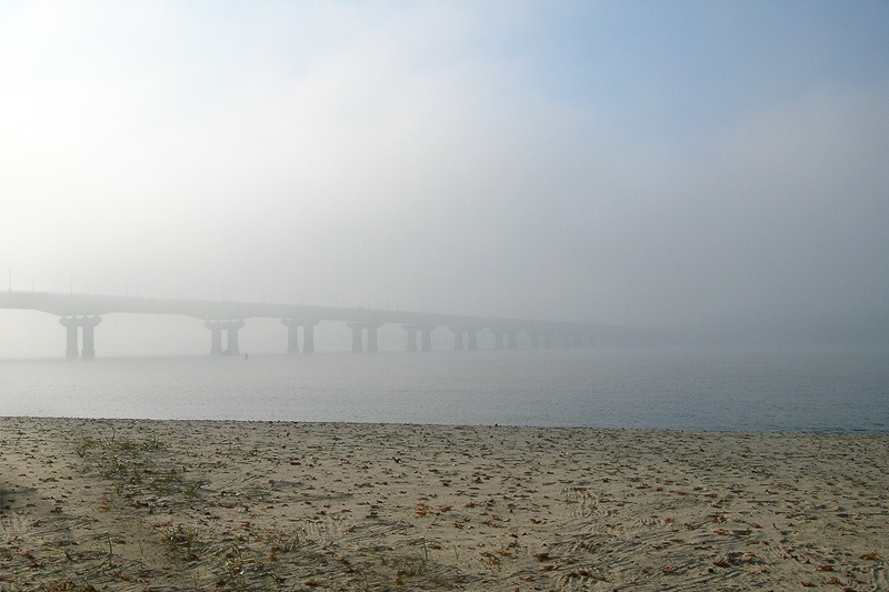A bridge into eternity