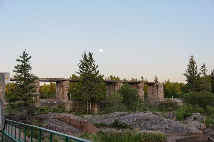 A moon shot!