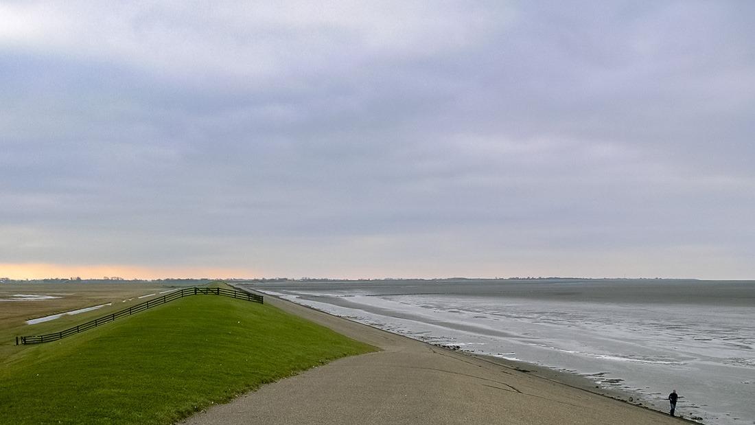 Waddenzee, Netherlands