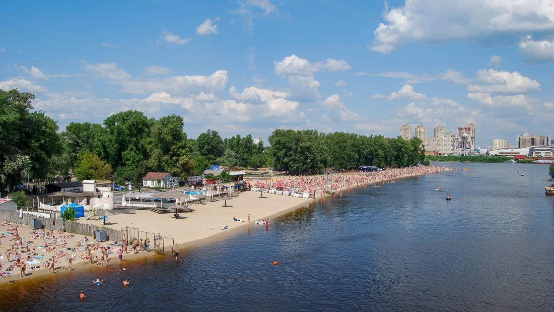 Kyiv, Hydropark