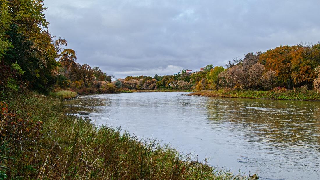 Assiniboine River, Winnipeg