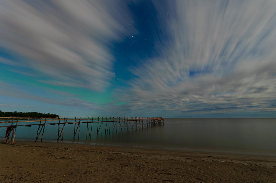 The Matlock Pier, Matlock, MB