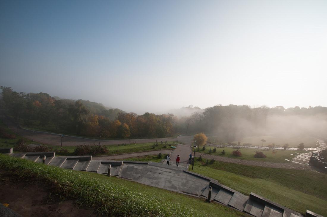 Memorial Park, Kiyv, Ukraine