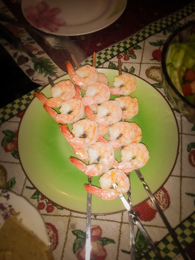 Simple Shrimp