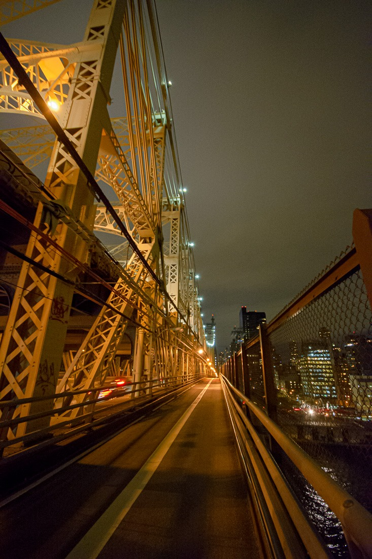 Queensboro Bridge, New York City