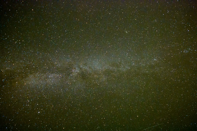 Part of the Real Milky Way