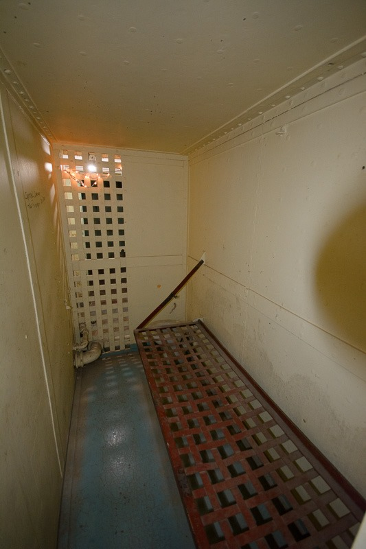 Solitary confinement and death row
