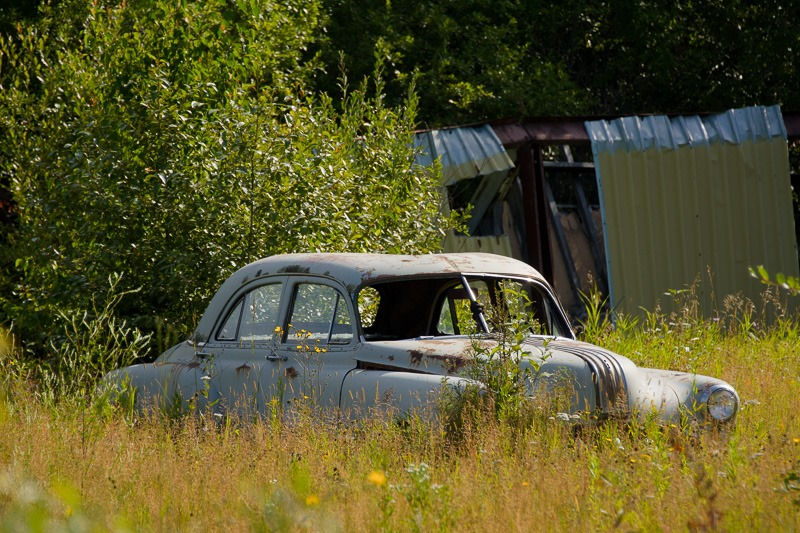 Rust at rest