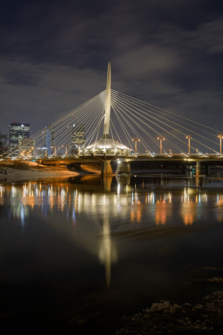 Provencher Bridge, Winnipeg