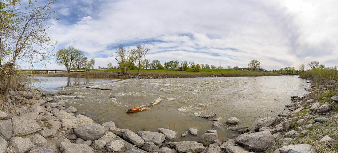 Red Lake River Rapids