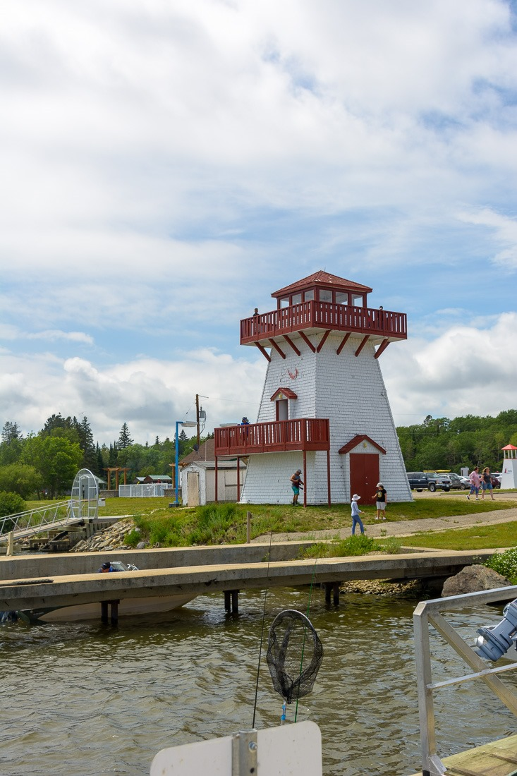 Non-Lighthouse in Gull Harbour