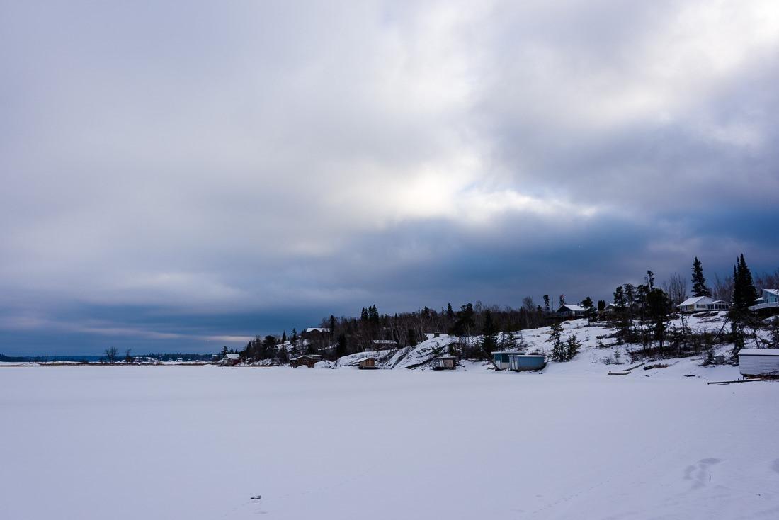 Big Whiteshell Lake