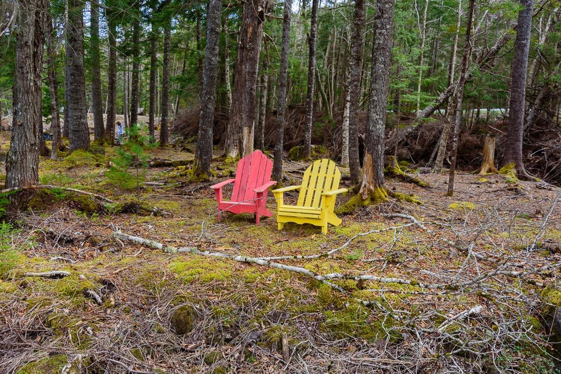 Seats for weary souls