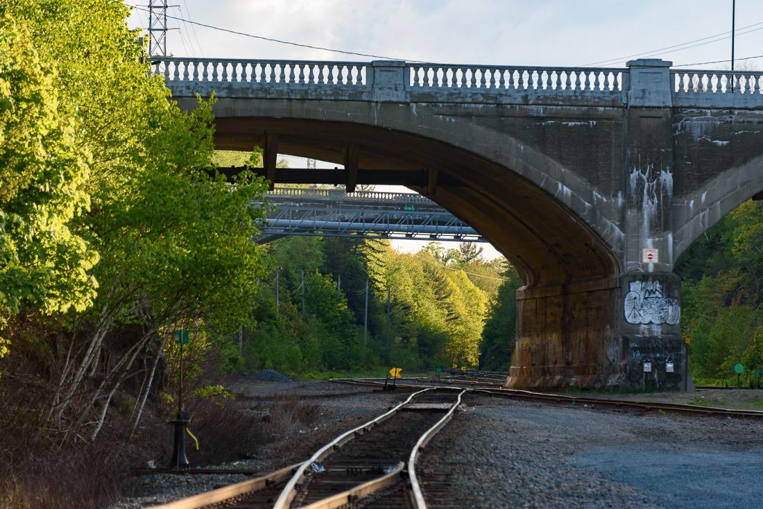 Access to trainyard
