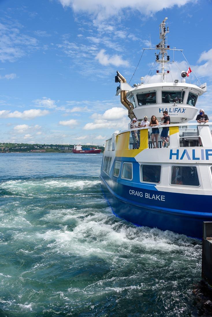 Halifax-Dartmouth ferry