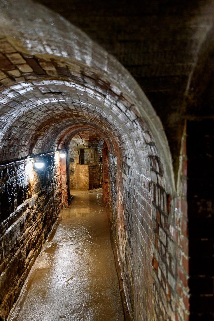 Tunnels galore