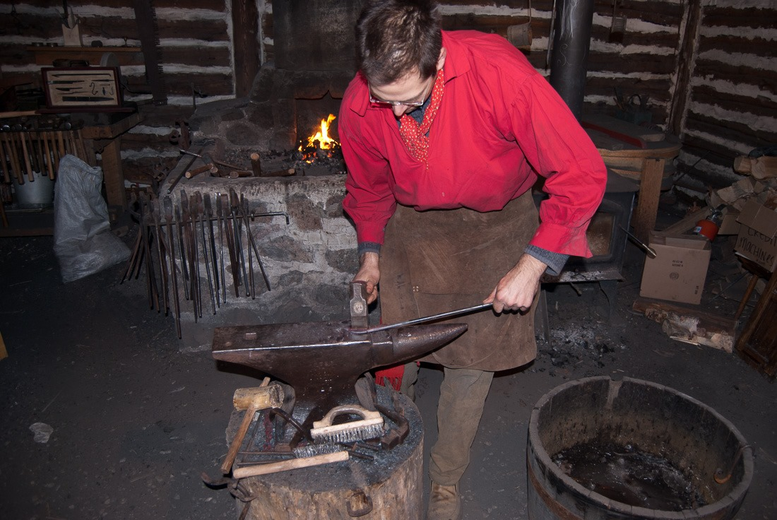 Master of the forge