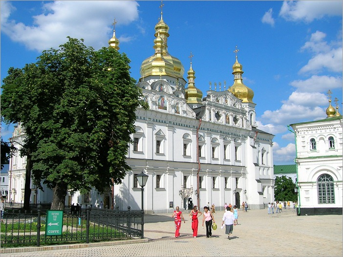 Lavra Monastery of the caves